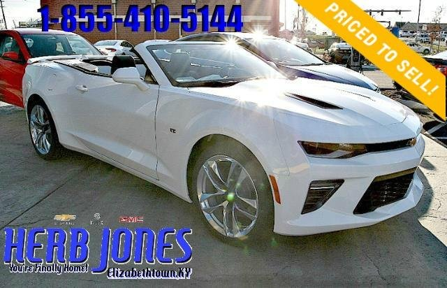 New 2017 Chevrolet Camaro Ss Convertible In Elizabethtown 5224