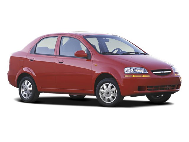 Pre Owned 2008 Chevrolet Aveo LS