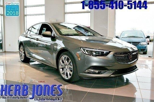 New 2019 Buick Regal Sportback Avenir Hatchback In Elizabethtown